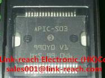Buy cheap original of APIC-S03 car power supply IC ,repair IC from wholesalers