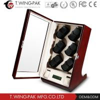 Buy cheap Wooden Automatic Watch Winder Case with Touch Screen for 12+2 Watches from wholesalers