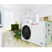 Buy cheap Freestanding Hydronic Heat Pump Meeting 3P Side Grain Blowing Wheel 380v Evi High Temperature Machine from wholesalers