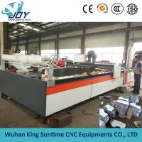 Buy cheap Automatic Fabric/Garment/Leather/Shoes CNC Cutting Machine Industrial Textile Machinery from wholesalers