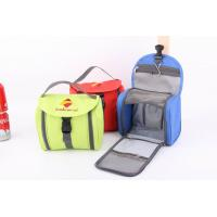 Buy cheap 600D Polyester Hanging Toiletry Kit For Travel from wholesalers