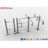 Buy cheap Half Height Turnstile Entrance Gates Access Control RS485 Communication Interface from wholesalers