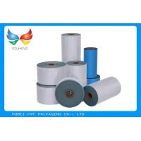 Buy cheap Printable 45mic PVC Shrink Bottle Sleeve Labels Film 1000mm Max Width For Cosmetics from wholesalers