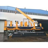 Buy cheap Mini ZYC120 Hydraulic Static Pile Driver For PHC Pile With 1 Year Warranty product