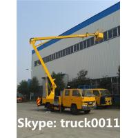 Buy cheap hot sale 12m JMC brand aerial working platform truck, overhead working truck for sale, high altitude operation truck product