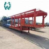 Buy cheap 12 Vehicle Large Capacity Car Carrier Semi Trailer Overall Skeletal Structure product