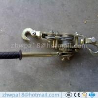Buy cheap ratchet cable puller hand puller wire rope puller wire rope ratchet puller wire grip from wholesalers