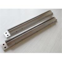 Buy cheap Carbon Steel Shaft Lathe Tailstock Parts / Custom CNC Accessories Parts from wholesalers