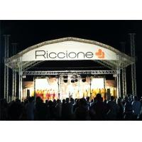 Buy cheap Heavy Duty Aluminum Stage Truss For Outdoor Concert / Lighting from wholesalers