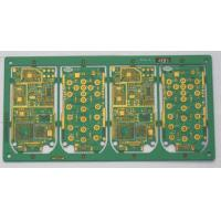 Buy cheap High Density FR4 Multilayer PCB Manufacturer Solder Green Mask Prototype PCB Board from wholesalers