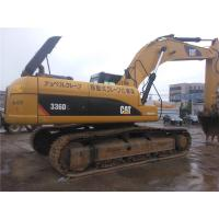 Buy cheap 30T weight Used Crawler Excavator Caterpillar 336DL C9 engine with Original Paint from wholesalers