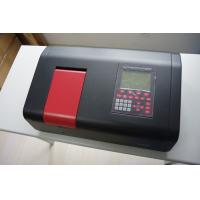 Buy cheap Pollutants Anionic surfactants Visible Spectrophotometer For Veterinary Testing from wholesalers