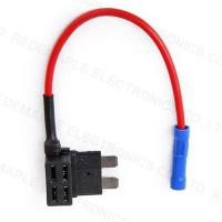 Buy cheap DOUBLE FUSE TAP CIRCUIT FOR ATO ATC FUSE 15AMP from wholesalers