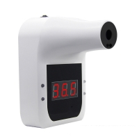 Buy cheap Hot Sale High Temperature Alarm Non-Contact Infrared Thermometer Wall Mount K3 from wholesalers