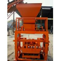 Buy cheap Cement block making machine from wholesalers