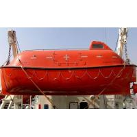 Buy cheap Sailing Safety Marine Life Saving Equipment Enclosed Life Boat And Rescue Boat from wholesalers