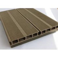 Buy cheap High Standard WPC Plank Floor Wood Grain PVC Vinyl Plastic Flooring Tile Board from wholesalers