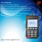 Buy cheap handheld emv card reader and pinpad 6210, portable pinpad smart card reader from wholesalers