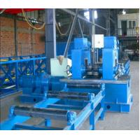 Buy cheap H- Beam welding line,H-Beam flange straightening machine high efficiency from wholesalers