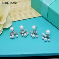 Buy cheap 925 sterling silver stud earrings with mabe pearl from wholesalers