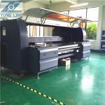 Buy cheap Belt Type Digital Fabric Inkjet Printer 1.8m Digital Printing Equipment from wholesalers