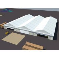 Buy cheap Clear Span Large Canopy Tent With Sidewalls For Storage Waterproof from wholesalers