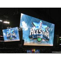Buy cheap High Resolution P5 Large Indoor Stadium LED Display Screen Advertising from wholesalers