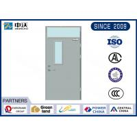High Temperature Resistant Fire Door Insulation With Skylight And Glass 32*200*900 Mm