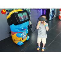 Buy cheap Kids / Children VR 9d Video Game Machine VR Game 9d Virtual World Simulator For Kids from wholesalers