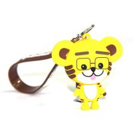 Buy cheap Custom PVC Figure Keychain Movie Disney Small Figures Keyring Mini Pendant Christmas Halloween Birthday Gifts from wholesalers