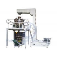 Buy cheap Pillow Bag Vertical Form Fill Seal Machine With 10 Heads Computer Combination Weigher from wholesalers