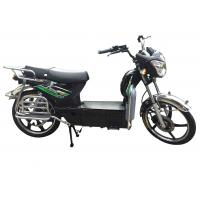 Buy cheap Steel Frame Adult Electric Bike , 60V 20Ah Lead - Acid  Cool Build Electric Bike product