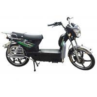Buy cheap Steel Frame Adult Electric Bike , 60V 20Ah Lead - Acid  Cool Build Electric Bike product