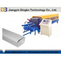 Buy cheap Cutting Automatically Water Downspout Roll Forming Machine Pass CE And ISO from wholesalers