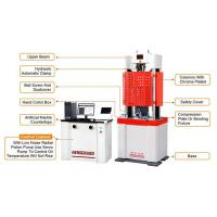 Buy cheap High Quality Hydraulic Pump Testing Machine , Universal Hydraulic Testing Machine 1000KN from wholesalers