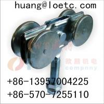 Buy cheap steel  industrial   roller for sliding door from wholesalers