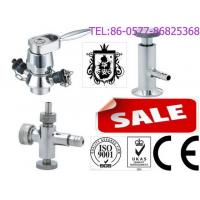 Buy cheap Sanitary Stainless Steel Sample Valve from wholesalers