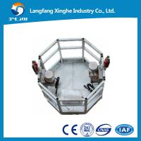 Buy cheap aluminium alloy / Hot galvanized ELEVATED working platform / access system / swing stage from wholesalers