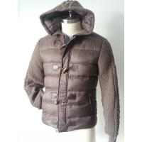Buy cheap Warm Womens Jackets Polyester , Mens Quilted Jacket  Anti Pilling product