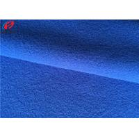 Buy cheap Sports Wear Clinquant Flannelette Fabric , Polyester Tricot Knitted Fabric For School Uniform from wholesalers