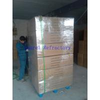 Buy cheap Customized Low Shrinkage Ceramic Fiber Refractory Paper For Gasketing , Sealing from wholesalers