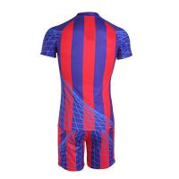 Buy cheap Personalised Soccer Sports Clothing 100% Polyester Fabric Cool Football Jerseys from wholesalers