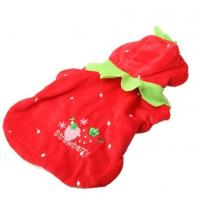 Buy cheap Christmas dog clothes cute Santa pet clothing for small medium dog cat Chihuahua Yorkshire from wholesalers
