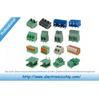 Buy cheap Terminal Block Connectors PCB Terminal Blocks Screwless Terminal Blocks from wholesalers