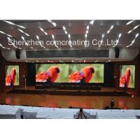 Buy cheap Aluminum HD commercial LED displays Synchronization for presentation centers from wholesalers