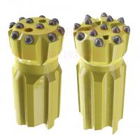 Buy cheap Forging Retractable Button Rock Drill Bits for Top Hammer Rock Drilling from wholesalers