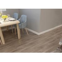 Buy cheap Fire Resistance Recycled Unilin Click Commercial PVC Flooring With Wear Layer from wholesalers