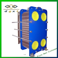 Buy cheap Gasket Plate Heat Exchanger for Potassium Carbonate Cooling,Plate Heat Exchanger for Emulsion Cooling from wholesalers