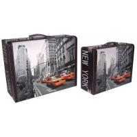 Buy cheap Storage Suitcase for Home Decoration (SJ07956) from wholesalers