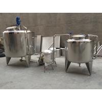 Buy cheap Liquid Soap Making Machine, Liquid Soap Production Line, Liquid Laundry Soap Mixing Tank product
